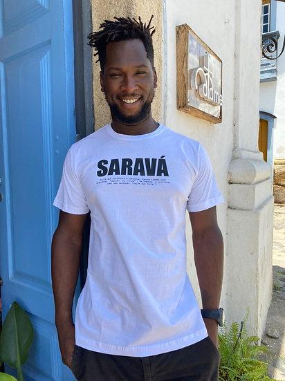 T-Shirt Saravá