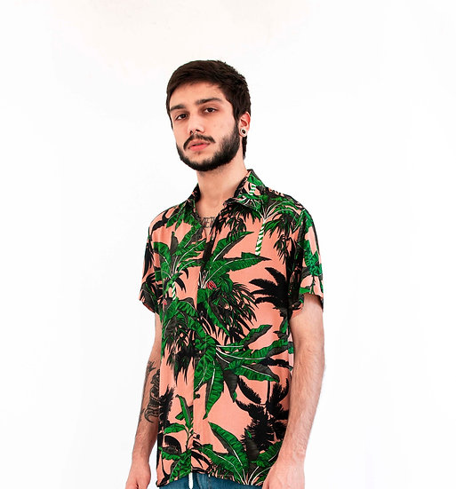Camisa Tropical Transante Favela Hype