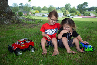 Cochlear implants are life-changing for brothers