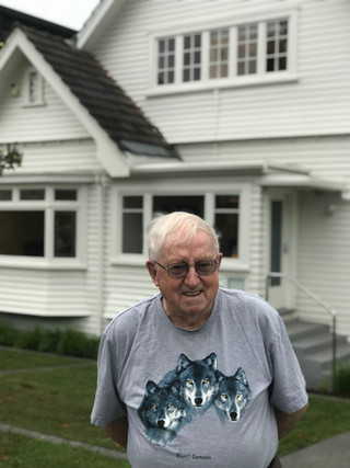 House has family connection for Nairn family