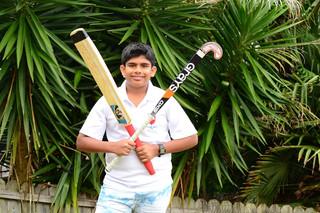 A sporting chance - Jaydeep Patel