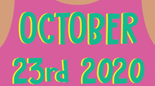 Save the date for Loud Shirt Day 2020!
