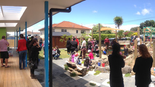 Preschool Playground & The Warehouse Region 8