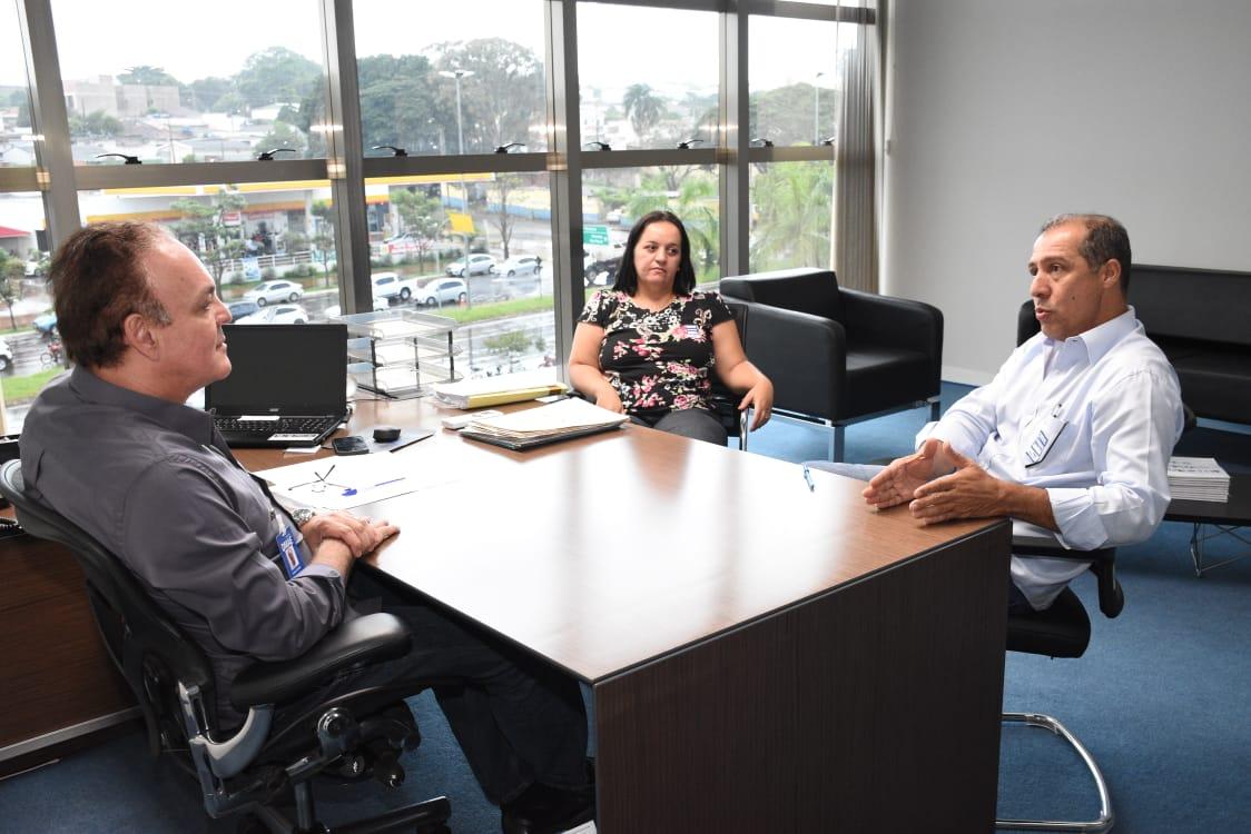 Reunião - vice prefeito - Uberlândia