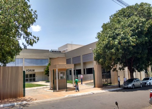 Palácio da Justiça de Frutal/MG.