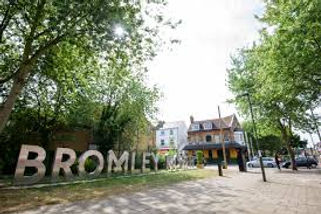 Bromley town centre