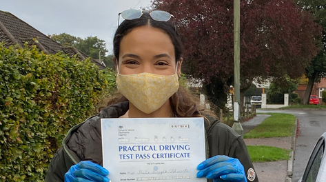 Driving lessons in Orpington