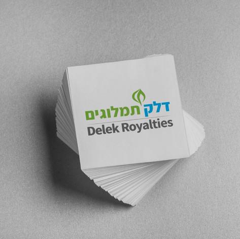 לוגו דלק תמלוגים
