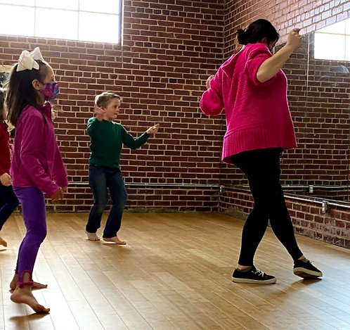 Independent Contracting for private choreography