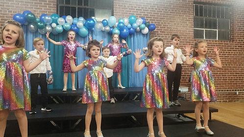 Show Choir Pay in full