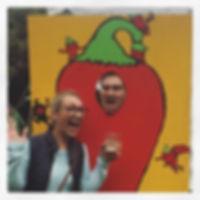 🌶 Chili Pepper Festival 🌶 #burninglove