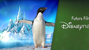 "New Disneynature Film ""Penguins"" coming up soon ...."