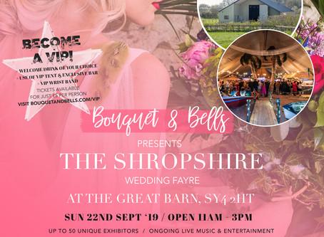 Shropshire Wedding Fayre
