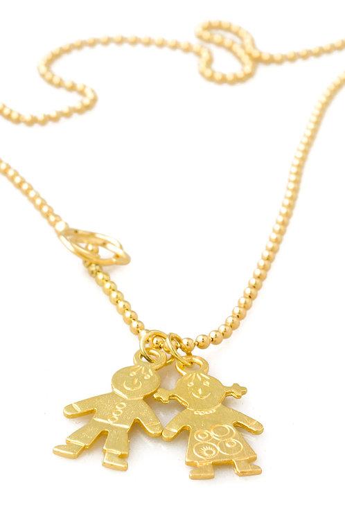 שרשת זהב גורמט 14 קאראט