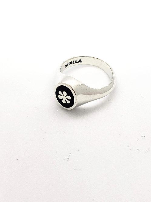 טבעת חותם שלי אסודי