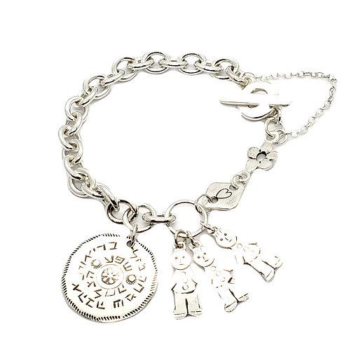 Classic ring chain Bracelet