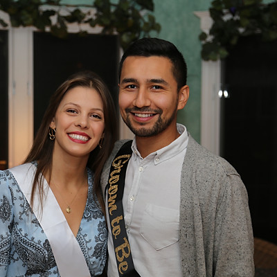 Kindra and Alfredo Engagement Party