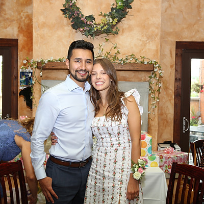 Kindra & Alfredo Bridal Shower