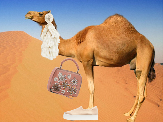Hump Day Camel goes NUDE
