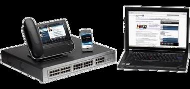 Centralitas telefónicas Alcatel