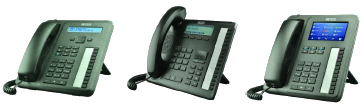 Teléfonos IP Digitales Analógicos Inalámbricos