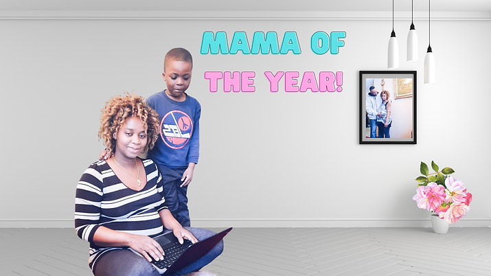Mama of the year