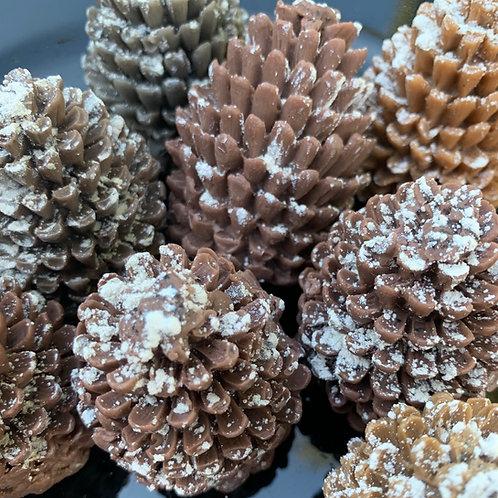 3 Pine Cone Soaps