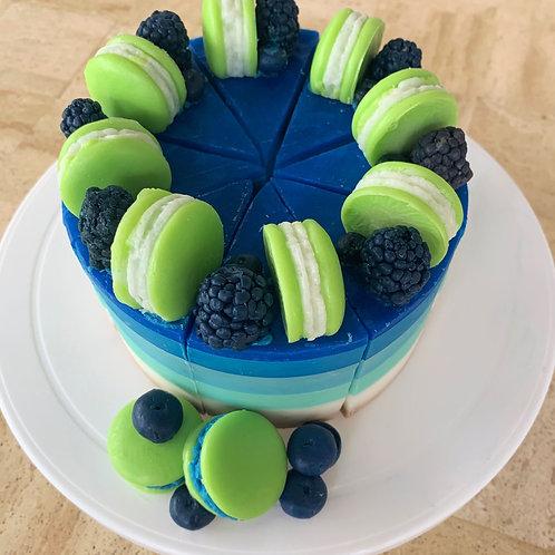 Blueberry Decadence - Whole Cake