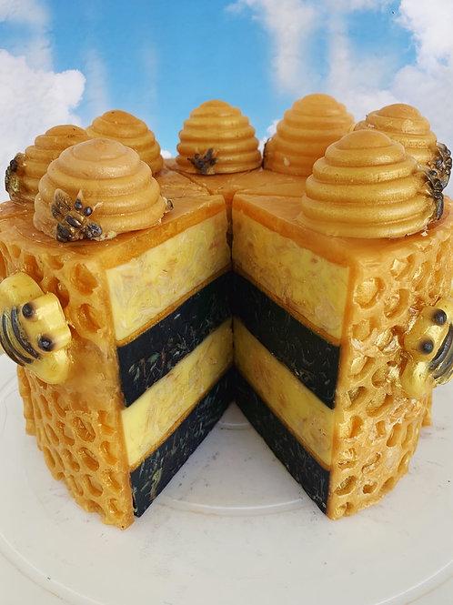 Honeybee Cake - Whole Cake