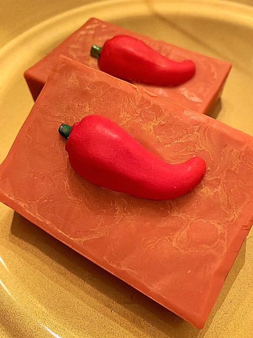 Blood Orange & Chili Pepper