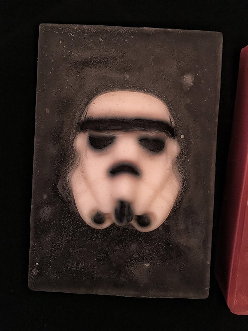 Stormtrooper Soap