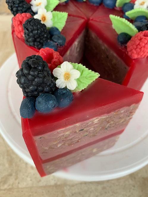 Black Raspberry & Vanilla - Slice