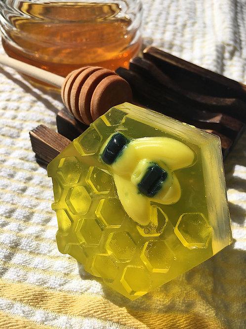 HoneyBee Soap