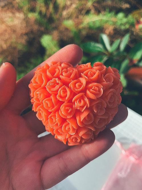 Rose Heart Gift