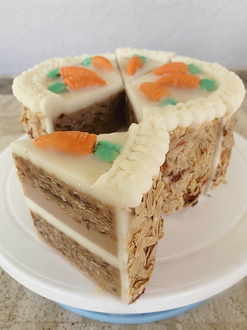 Carrot Cake - Slice