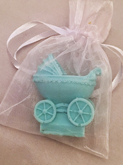 Baby Carriage Favors