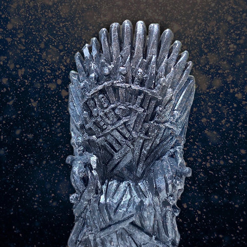 The Iron Throne Soap