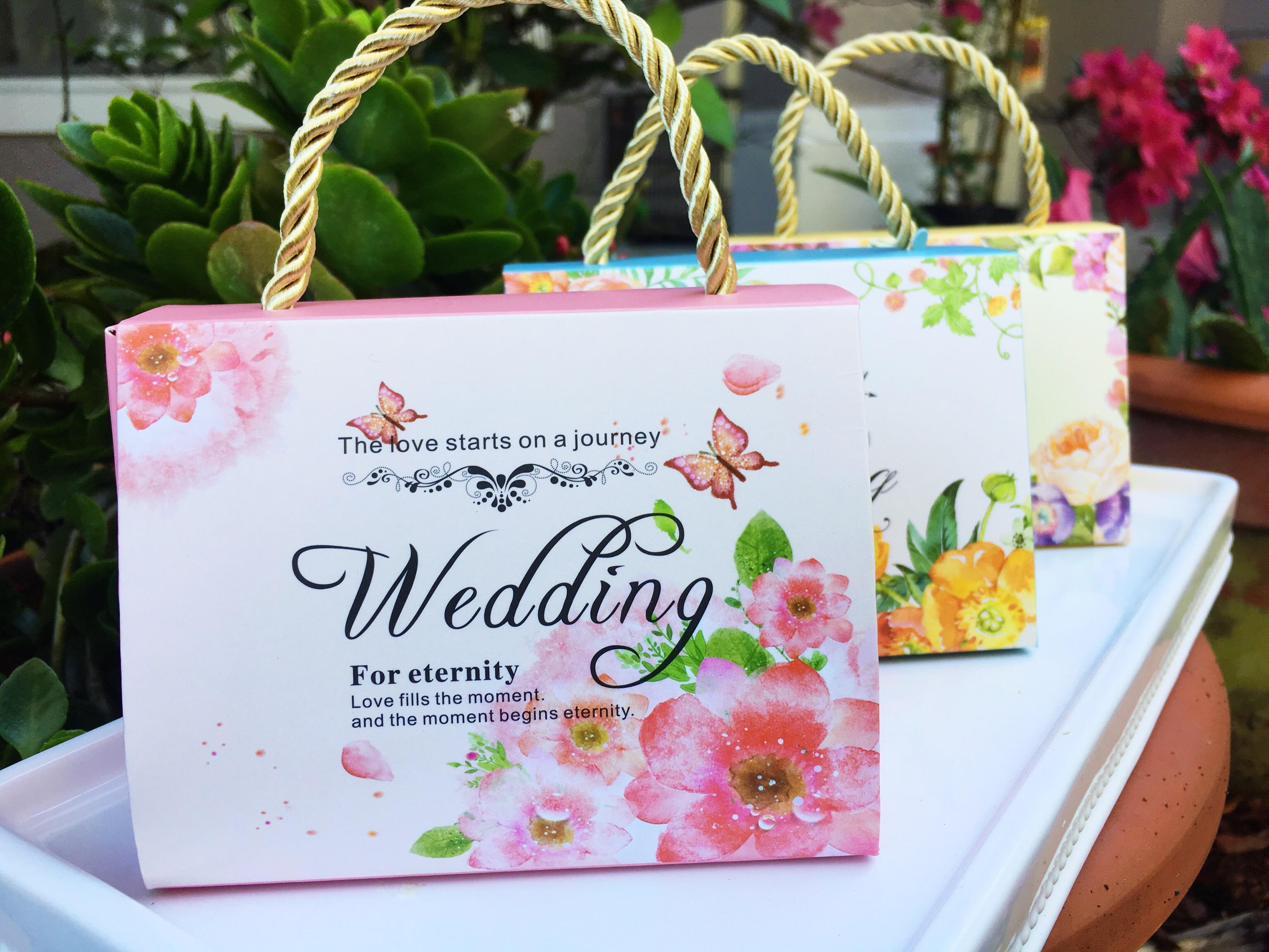 Wedding Favors Purses