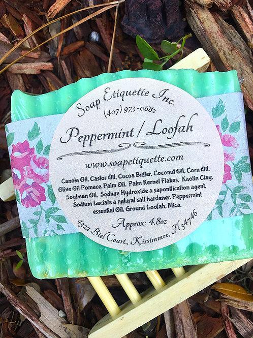 Peppermint & Loofah