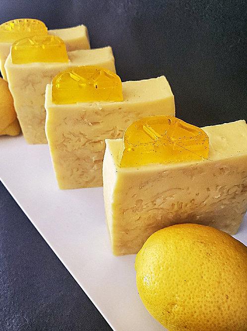 Lemon Cream Soap