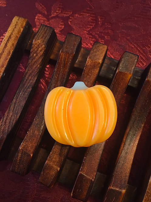Mini Pumpkin Soaps