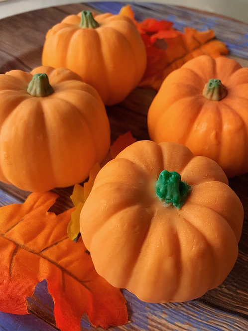 Pumpkin Soap