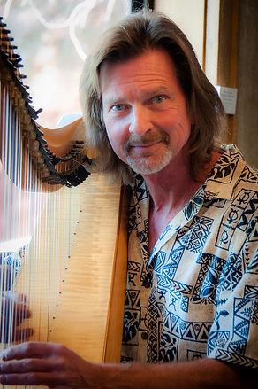 Oman Ken - Sedona harpist