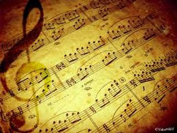 Sedona music score