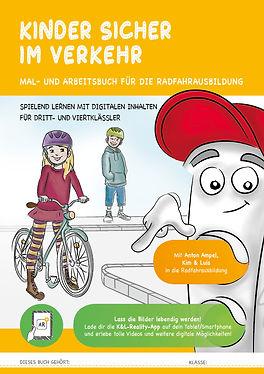 Kinder sicher im Straßenverkehr - Bild von Heft