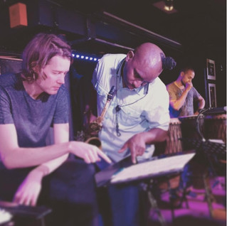 McCormack & Yarde Rehearsal