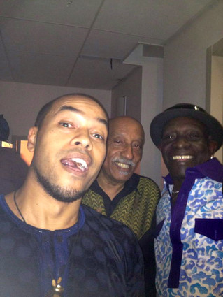 Mulatu Astatke and Tony Allen in Paris!