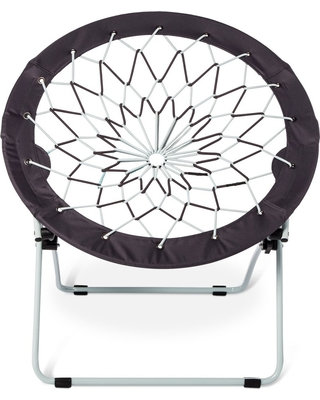 Room Essentials Round Bungee Chair - Aqua or Black