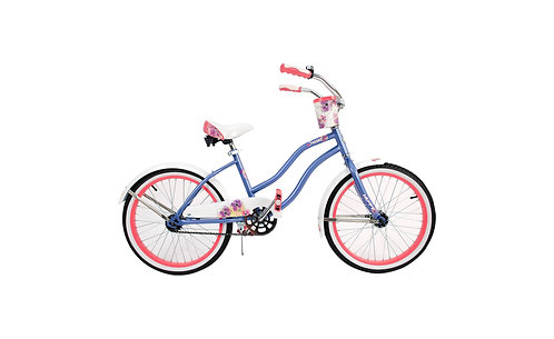 "Kids Huffy 20"" Fresno Cruiser Bike - Periwinkle"