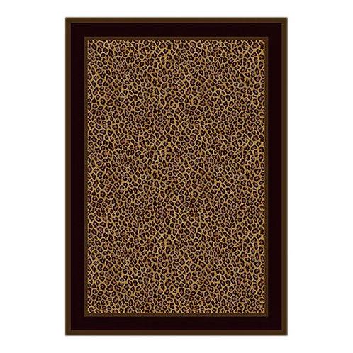 "Innovation Leopard Print Zimbala Rug, 5'4"" x 7'8"""